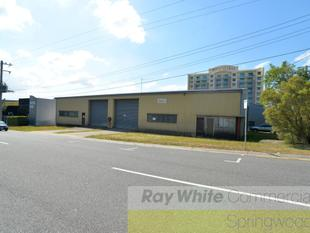 600sqm Freestanding Warehouse In Springwood - Springwood