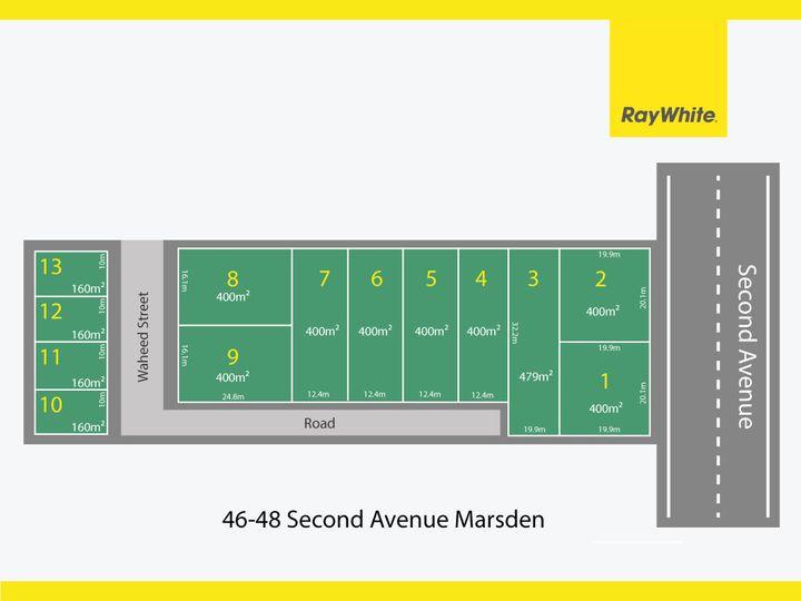 46-48 Second Avenue, Marsden, QLD
