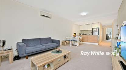 226/22 Baywater Drive, Wentworth Point