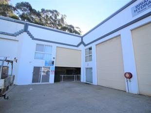 BURLEIGH INDUSTRIAL WAREHOUSE - Burleigh Heads