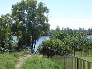 Rare and Affordable River front Land - Helensvale
