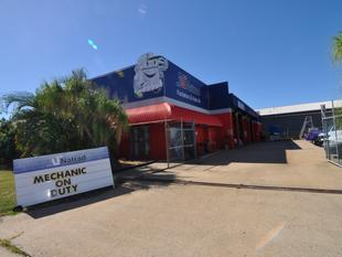 Fantastic High Clearance Industrial Facility - Garbutt