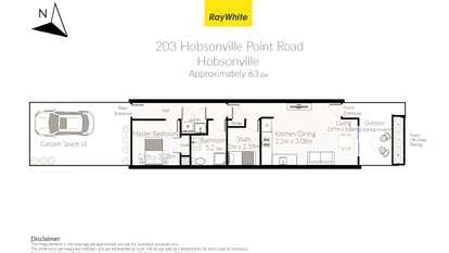203 Hobsonville Point Road, Hobsonville
