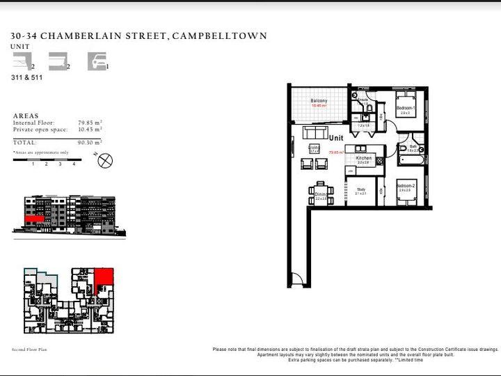 30 - 34 Chamberlain Street, Campbelltown, NSW